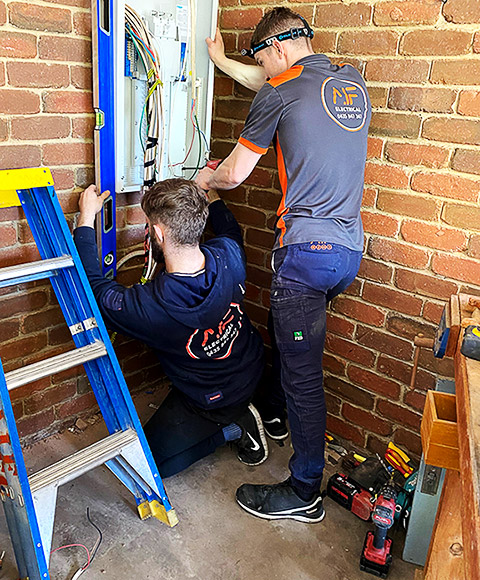 Home and Business Electrical Services